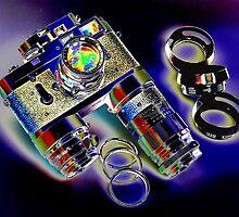 Leica M 2 Camera Set thula-art by thula