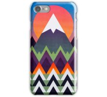 Camp / Sunset Version iPhone Case/Skin
