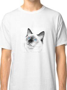 Blue Eyes Classic T-Shirt
