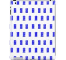 Watercolor Police Box! iPad Case/Skin