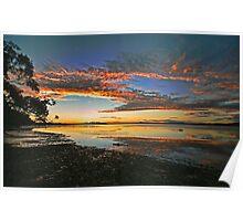 Magic Mallabula Sunset Poster