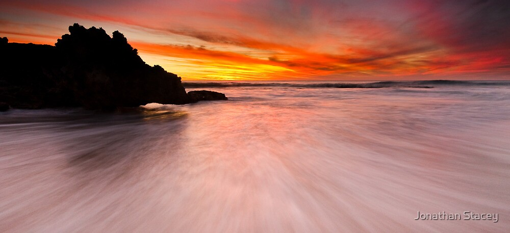 Trigg Island Rush by Jonathan Stacey