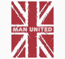 Manchester United T Shirt by kmercury