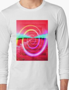 Red Abstract 2 T-Shirt