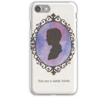 Spike Cameo iPhone Case/Skin