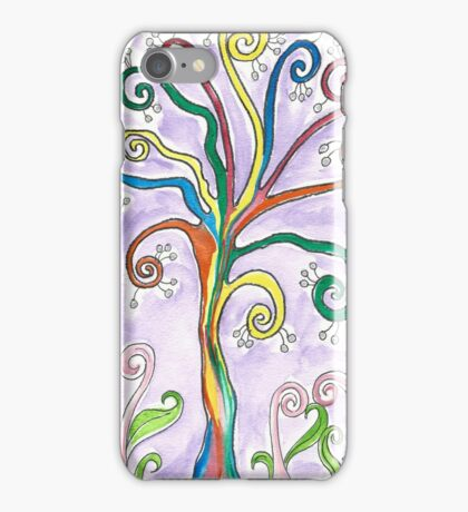 My Personal Bubble Tree iPhone Case/Skin