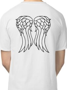 Daryl's Angel Wings Classic T-Shirt