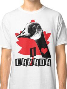 I Love Canada Classic T-Shirt