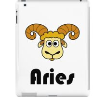 Aries iPad Case/Skin