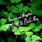 Happy St. Patrick&#x27;s Day! by Marie Sharp