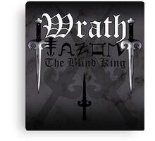 Wrath - [ the Black Dagger Brotherhood ] Canvas Print