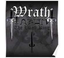 Wrath - [ the Black Dagger Brotherhood ] Poster