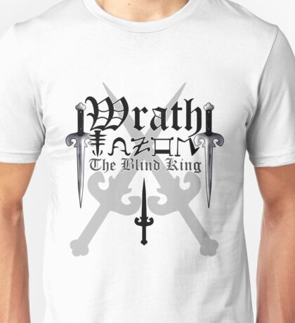 Wrath - [ the Black Dagger Brotherhood ] Unisex T-Shirt