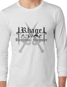 Rhage - [ the Black Dagger Brotherhood ] Long Sleeve T-Shirt