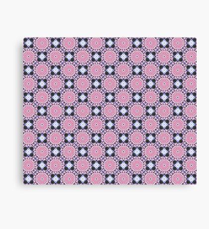 Cortex Mosaic Canvas Print