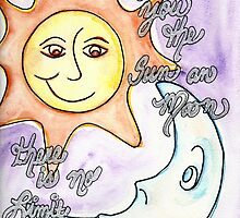 The Sun and Moon by Deb Coats