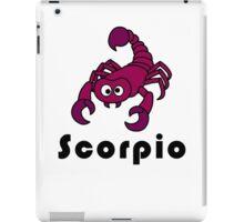 Scorpio iPad Case/Skin
