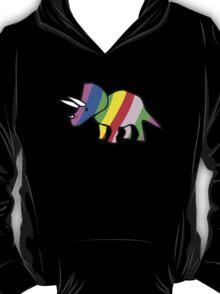 Rainbow Triceratops T-Shirt