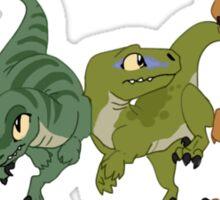 Raptor Squad! Sticker