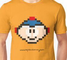 Capitan Timmy - 8 Bits Unisex T-Shirt