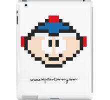 Capitan Timmy - 8 Bits iPad Case/Skin