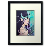 Queen Elf Framed Print