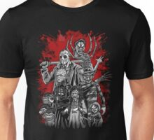 Horror League ver.2 Unisex T-Shirt