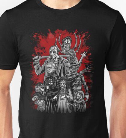 Horror League ver.2 Unisex T-Shirt