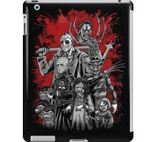 Horror League ver.2 iPad Case/Skin