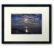 Fiji Nights Framed Print
