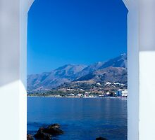 Window To The Sea by jnmayer