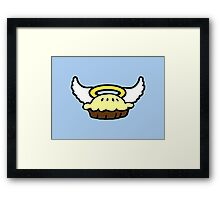 Angel Pie Framed Print