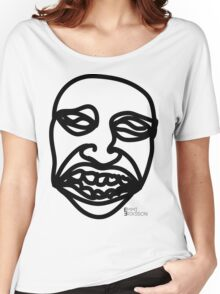 The face of misery Women's Relaxed Fit T-Shirt
