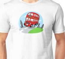 Funny London bus Unisex T-Shirt