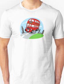 Funny London bus T-Shirt