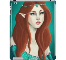 Elf Princess iPad Case/Skin
