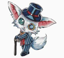 Chibi Gentleman Gnar by Pixel-League