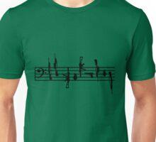 Make Music Not Guns Unisex T-Shirt
