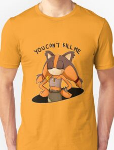 (Sonic Boom) Sticks the Badger - You Can't Kill Me T-Shirt