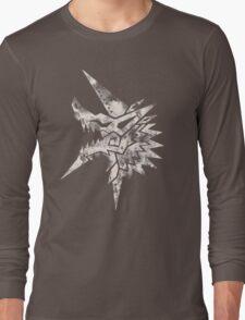 Monster Hunter - Jinouga Logo Long Sleeve T-Shirt