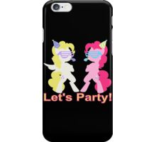 Let's Party! iPhone Case/Skin