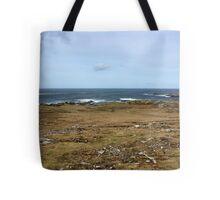 Rugged Donegal Coastline Tote Bag