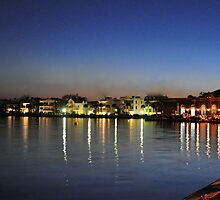 Sunset, Charleston, S.C. by James J. Ravenel, III