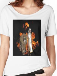 Walk of Fire Women's Relaxed Fit T-Shirt