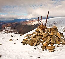 Skiddaw views by Shaun Whiteman