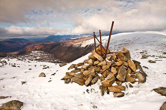 Skiddaw views by Shaun Whiteman
