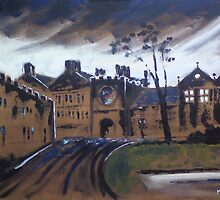 'East Riddlesden Hall' by Martin Williamson (©cobbybrook)