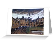 'East Riddlesden Hall' Greeting Card