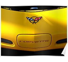 Corvette, by Chevrolet ~ Part Two Poster