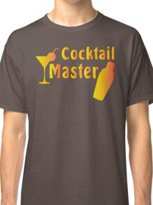 Cocktail master Classic T-Shirt